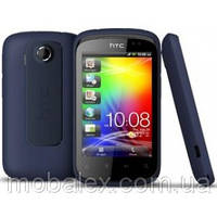 HTC A310e Explorer black-dark blue, фото 1