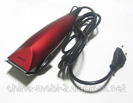 Машинка для стрижки волос Gemei-1006, Red, фото 2