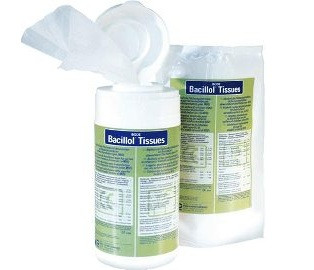 Бациллол-салфетки (Bacillol-Tissues)