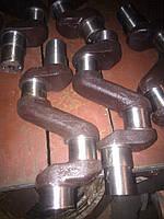Вал коленчатый (коленвал) ЭК4, ЭК7, ВВ 0,8/8 на компрессор эк-4; эк-7; ВВ-0.7/8-720, ВВ-0.8/8-720