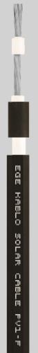Кабель для солнечных батарей EGE Kablo Solar PV1-F 6.00 мм²