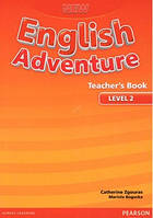 New English Adventure. Level 2 Teacher's Book