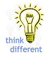Think different - Думай иначе!