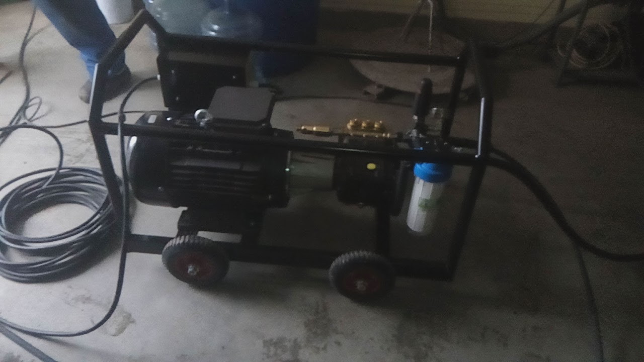 Аппарат высокого давления 500 бар АР 500/22