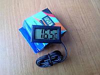 Цифровой термометр с выносным датчиком -50 + 110C