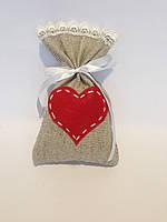 Мешочек подарочный для кофе, чая, специй, саше, душистых трав, фото 1
