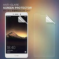 Защитная пленка Nillkin для Huawei GR5 2017 (BLL-21) матовая