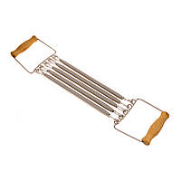Эспандер плечевой металл  5 пружин 8168