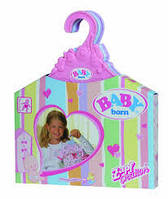 Вешалки для одежды куклы BABY BORN Zapf Creation 804568 5 шт