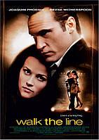 DVD-диск Переступить черту (Х.Феникс) 2005г.