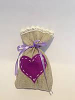 Мешочки с логотипом для  чая, специй, саше, душистых трав