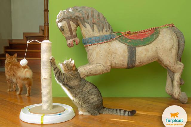 когтеточки ферпласт для кішок