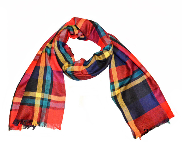 Хлопковые шарфы