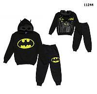 Теплый костюм Batman для мальчика. 3-4; 4-5 лет