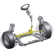 Замена рулевой тяги