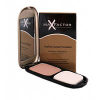 Пудра Max Factor Facefinity Compact Foundation (золотая)