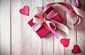 Подарки для влюблённых