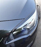 Реснички бровки тюнинг Opel Astra J