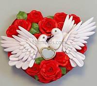 Влюблённые голуби 2D