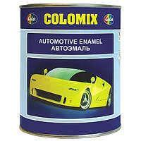 601 Черная  COLOMIX автомобильная алкидная эмаль 1л.