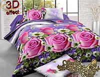 Семейный комплект постельного белья Sveline Tekstil PC LXL512 (поликоттон)