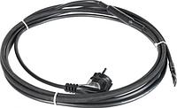 Саморегулирующийся нагревательный кабель Woks–SR–17, мощность 34 Вт (2 м)