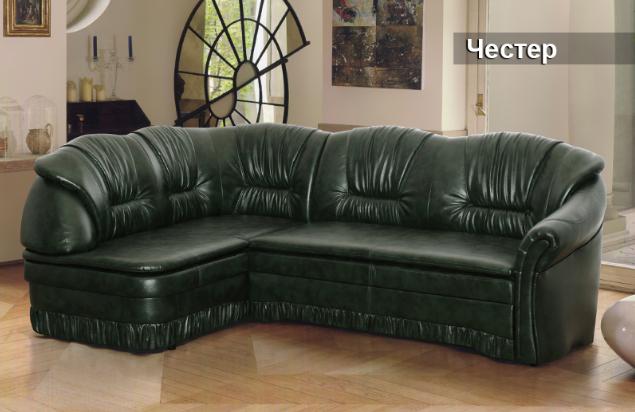 угловой диван честер Tm Livs цена 22 397 грн купить в днепре