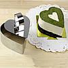 "Форма для десерта,гарнира,вырубки ""Сердце"", фото 3"