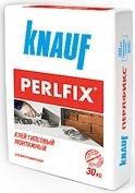 КНАУФ Перлфикс / KNAUF Perlfix монтажный гипсовый клей (30 кг)