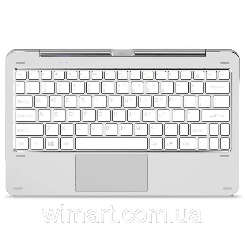 Оригинальная клавиатура для планшета Cube iWork1X с русско-украинскими буквами