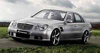 Комплект обвеса Mercedes E-class W211