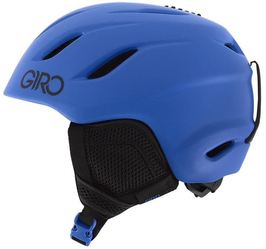 Горнолыжный шлем Giro Nine Jr, матовый-синий (GT)