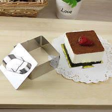 """Форма для десертов,пирожных,теста """"Квадрат"""""""