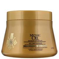 Маска для нормальных и тонких волос  200мл - LOreal Professionnel Mythic Oil Masque