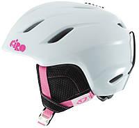 Горнолыжный шлем Giro Nine Jr, белый Bunnies (GT)
