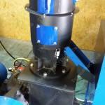Смеситель подающий (с бункером для гранулятора) к Линии гранулирования МЛГ 1000