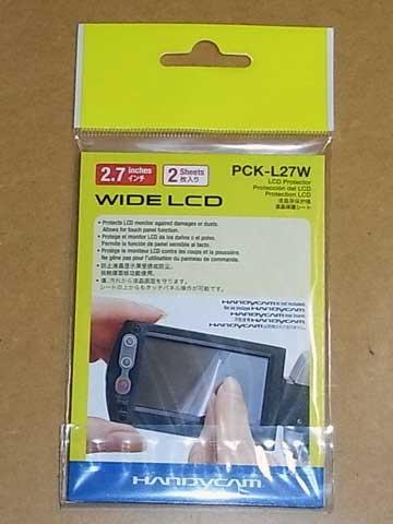 """Sony 2,7"""" PCK-L27W"""