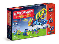 Магнитный конструктор Трансформер, 54 элемента Magformers (707001)