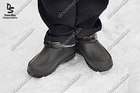 Галоши мужские черные ( Код : ГП-11)