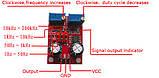 Модуль генератора імпульсів на таймері 555, фото 2