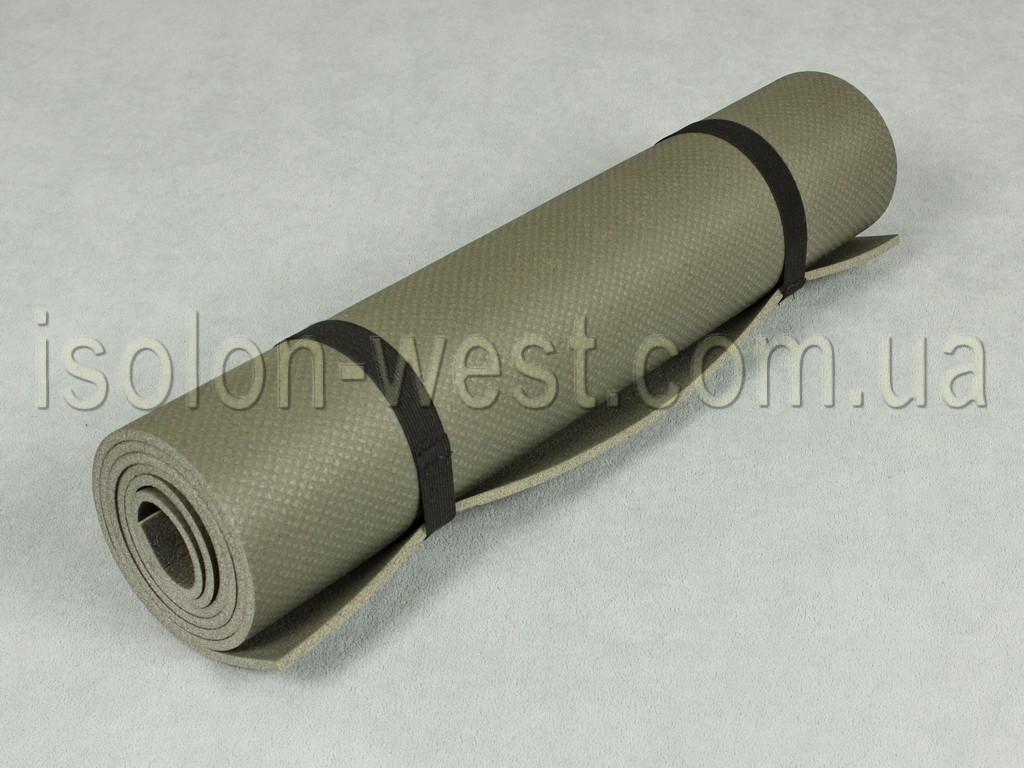 Коврик для йоги, фитнеса и гимнастики - Фитнес 5, размер 50 х 150 см, толщина 5 мм.