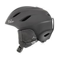 Горнолыжный шлем Giro Era, матовый-титановый Sketch Floral (GT)