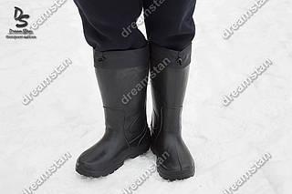 Сапоги мужские ( Код : EVA-01)