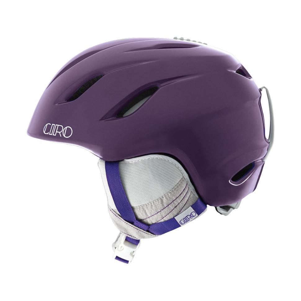 Горнолыжный шлем Giro Era, фиолетовый (GT)