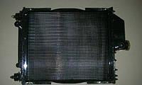 Радиатор водяного охлаждения МТЗ-80 (4-х рядн.) (латунные бачки)