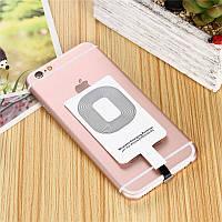 Беспроводная зарядка универсальная ресивер iPhone Qi-i 1000 mA приемник