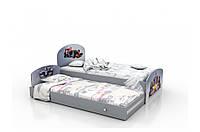 """Двухуровневая кровать""""Formula 1"""" K3VY-10.09.55"""