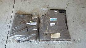 Toyota Sequoia 2001-2004 велюрові килимки передні задні колір ОАК бежеві Нові Оригінал