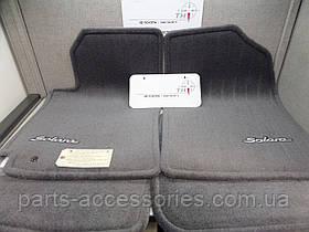 Toyota Solara 1999-03 велюрові килимки сірі Нові Оригінальні
