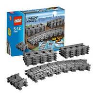 LEGO City Гибкие колеи 7499